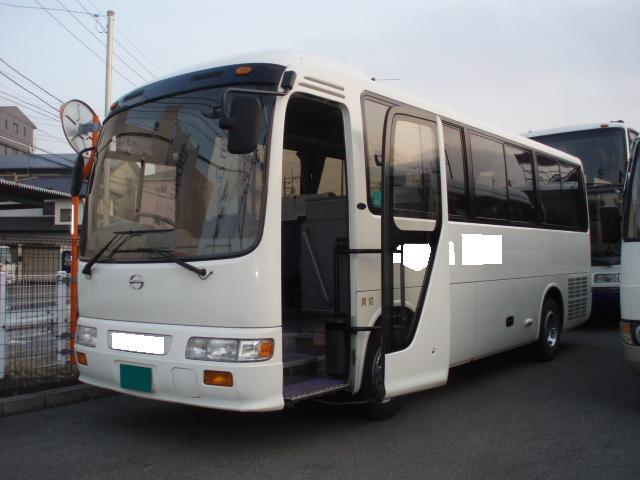 中古バス:日野KC-RX4JFAAの画像-1