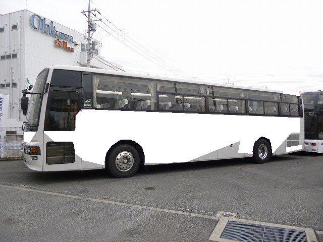 中古バス:いすゞKL—LV774R2の画像-1