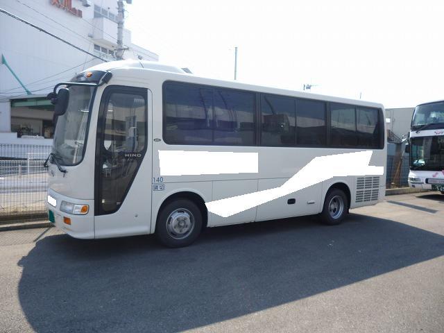 中古バス:日野KK-RX4JFEAの画像-1