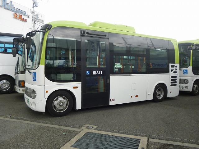 中古バス:日野ADG-HX6JHAの画像-1