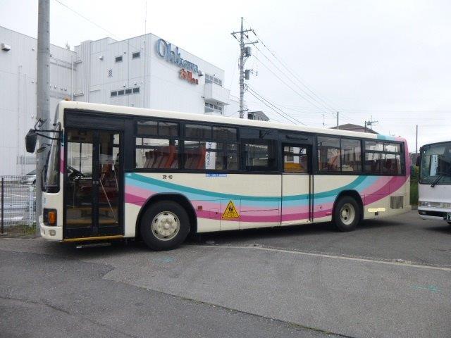 中古バス:いすゞKL-LV280N1の画像-1