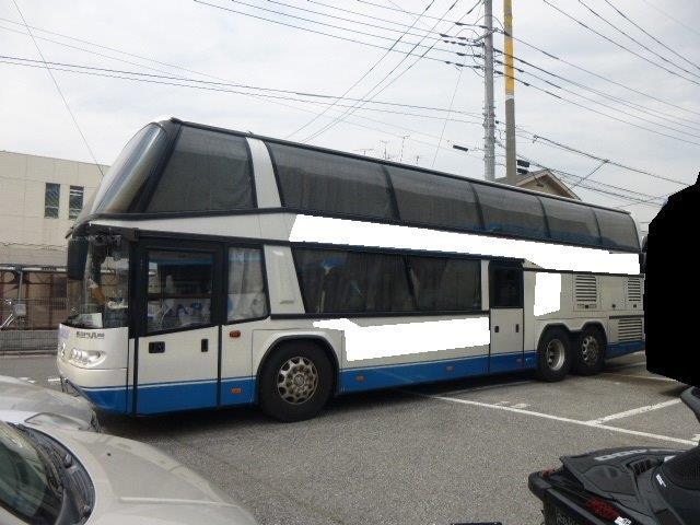 中古バス:ネオプラン不明の画像-1