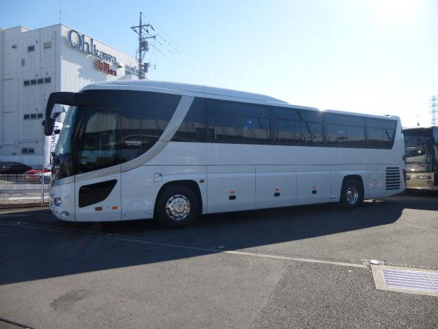 中古バス:日野QRG-RU1ASCAの画像-1