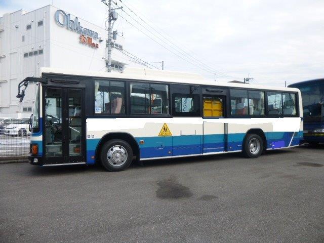 中古バス:いすゞPDG-LV234N2改の画像-1