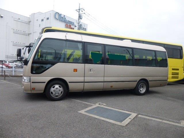 中古バス:トヨタBDG-XZB51の画像-1