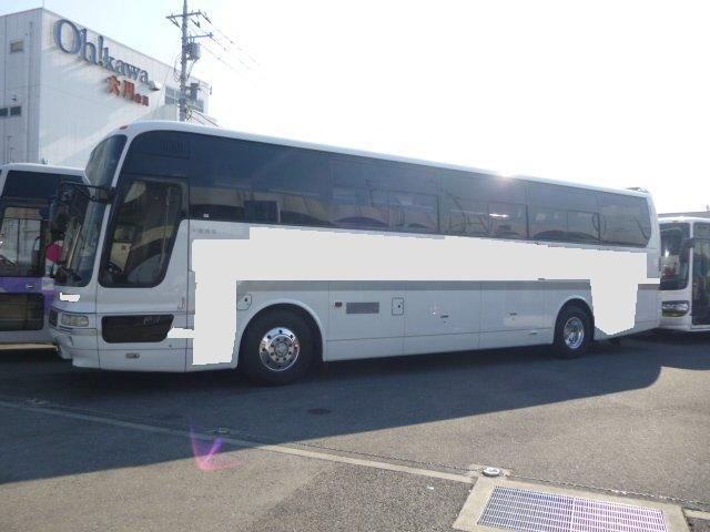 中古バス:三菱KC-MS822PAの画像-1