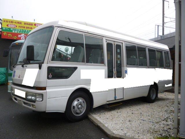 中古バス:三菱KC-BE439Fの画像-1
