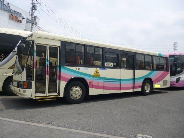 中古バス:いすゞKC-LV280Nの画像-1