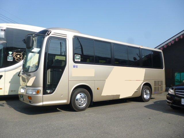中古バス:日野BDG−RX6JFBAの画像-1