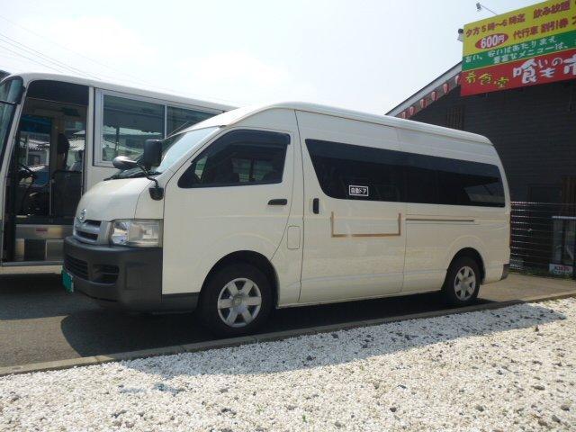 中古バス:トヨタKR−KDH222Bの画像-1
