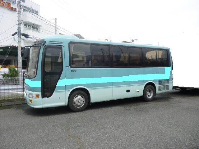 中古バス:日野KC−RX4JFAAの画像-1