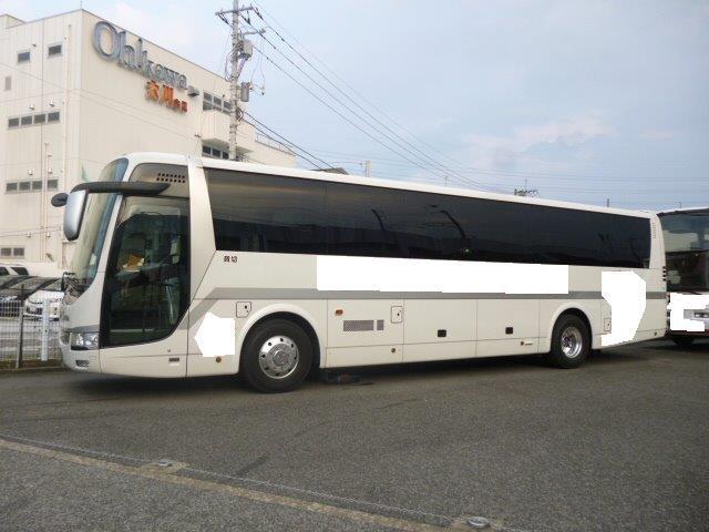 中古バス:三菱BKG−MS96JPの画像-1