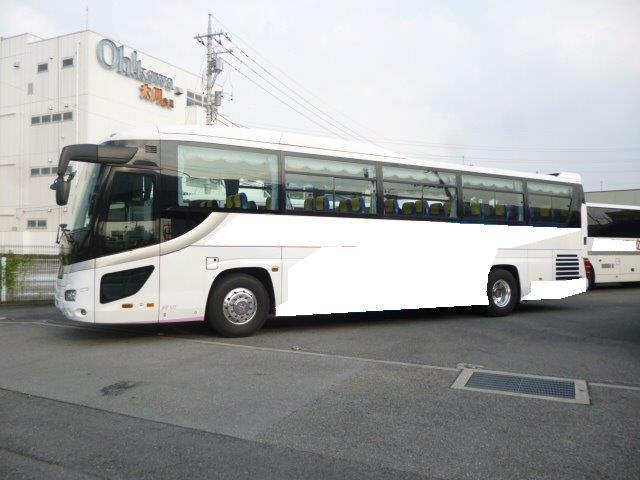 中古バス:いすゞPKG−RU1ESAJの画像-1