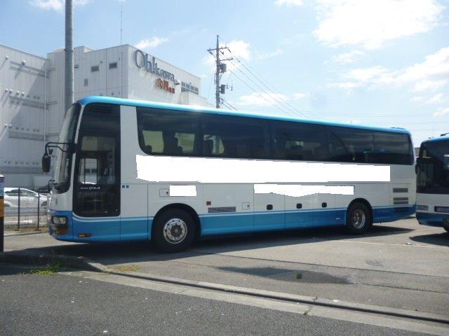 中古バス:いすゞKC−LV782R 217の画像-1