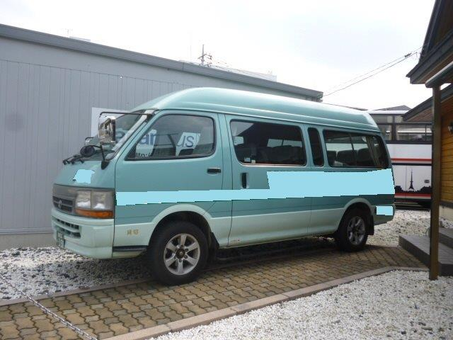 中古バス:トヨタKG-LH184Bの画像-1