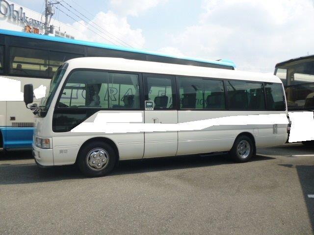 中古バス:トヨタPB-XZB51の画像-1
