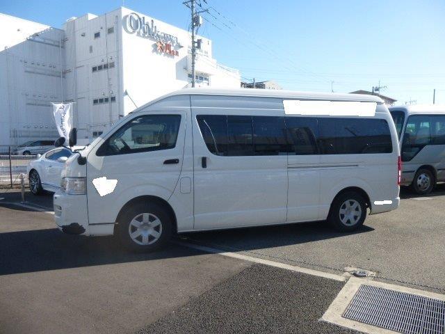 中古バス:トヨタADF-KDH221Kの画像-1