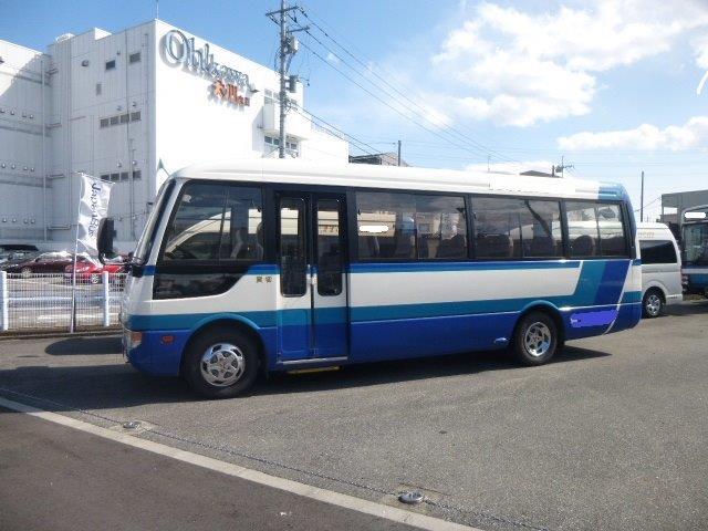 中古バス:三菱KK-BE64DGの画像-1
