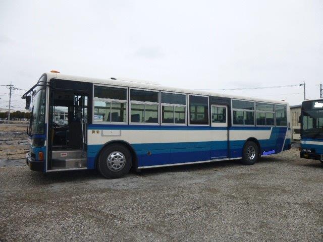 中古バス:三菱KC-MP317Mの画像-1