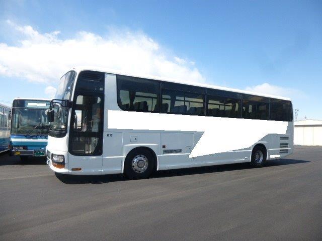 中古バス:いすゞKC-LV782R1の画像-1