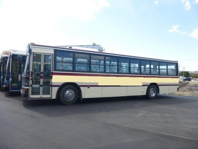 中古バス:三菱U-MP618Pの画像-1