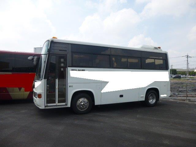 中古バス:日野U-CH3HFAAの画像-1