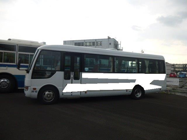 中古バス:三菱PDG-BE64DJの画像-1
