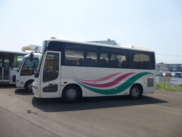 中古バス:三菱U-MJ628Fの画像-1