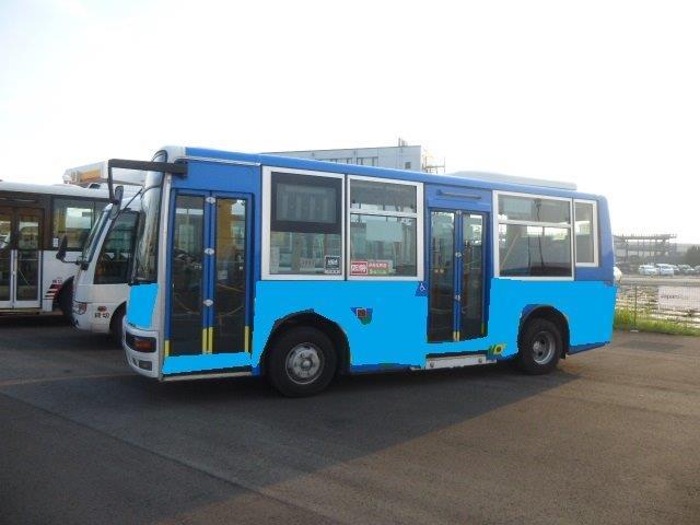 中古バス:三菱PA-ME17DFの画像-1