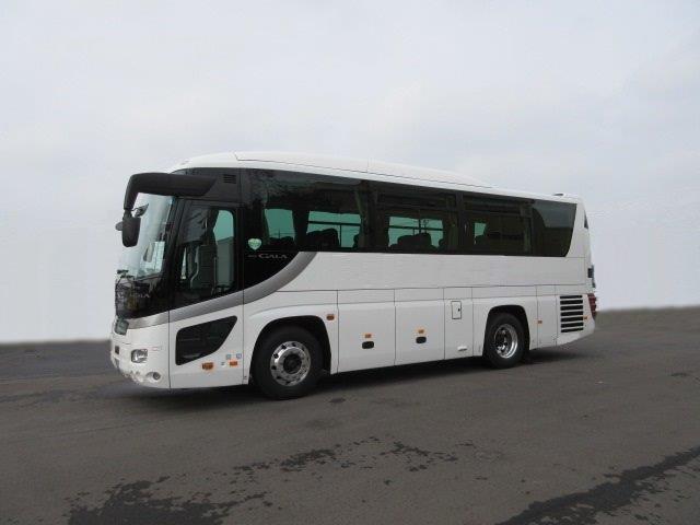 中古バス:いすゞSDG-RU8JHBJの画像-1