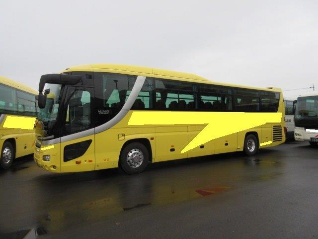 中古バス:日野PKG-RU1ESAAの画像-1