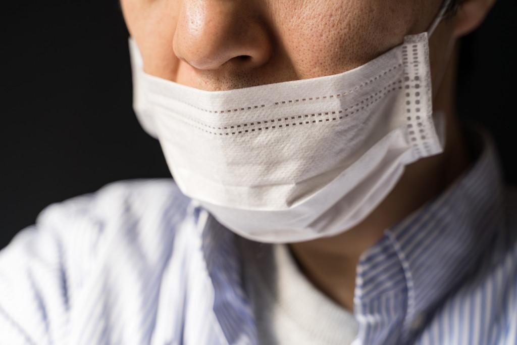マスクのトラブル