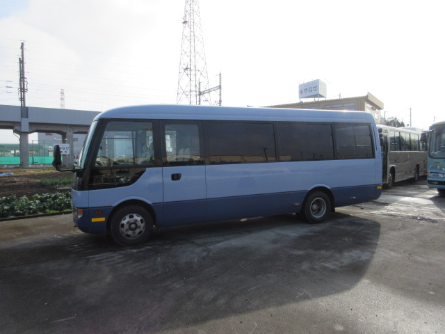 中古バス:三菱PA-BE64DGの画像-1