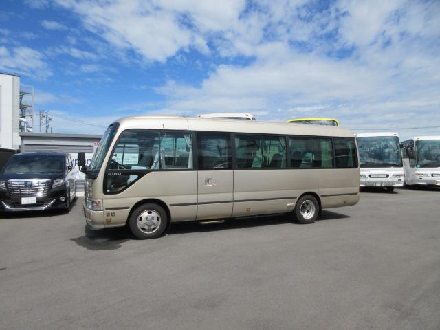 中古バス:日野PB-XZB51Mの画像-1