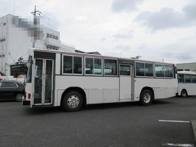 中古バス:日野KC-HU2MLCAの画像-1