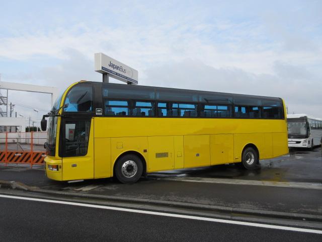 中古バス:日産ディーゼルU-RA520RBLの画像-1