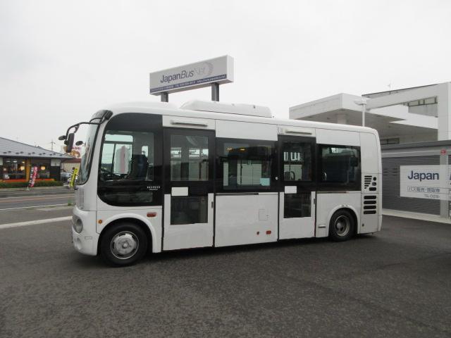 中古バス:日野BDG-HX6JLAEの画像-1