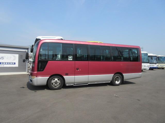中古バス:ニッサンKK-BHW41の画像-1
