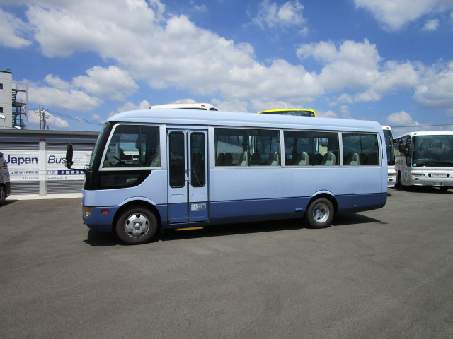 中古バス:三菱KK-BE63EGの画像-1