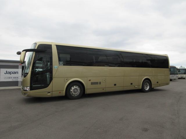 中古バス:三菱BKG-MS96JPの画像-1