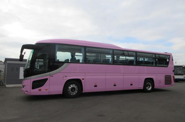 中古バス:いすゞQTG-RU1ASCJの画像-1