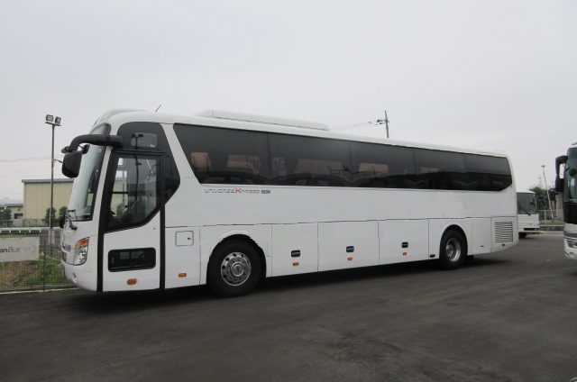 中古バス:ヒュンダイADG-RD00の画像-1