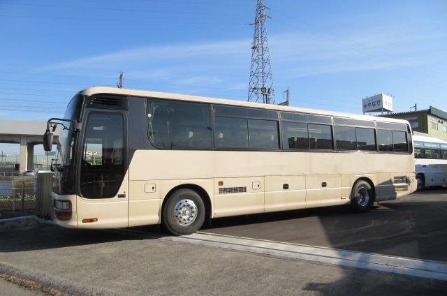 中古バス:いすゞKC-LV781R1の画像-1