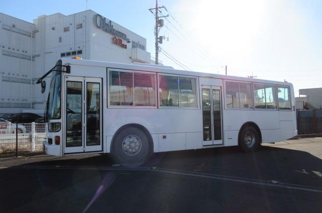 中古バス:三菱KC-MP717Kの画像-1