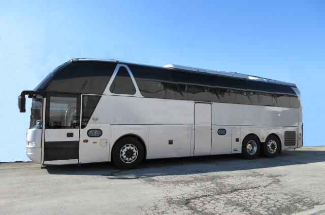 中古バス:ネオプランの画像-1