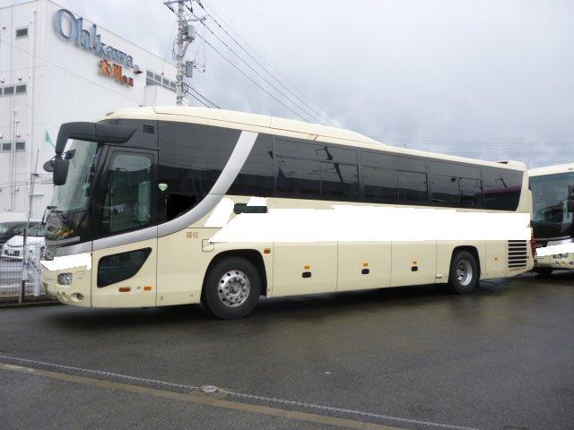 中古バス:日野PKG—RU1ESAAの画像-1