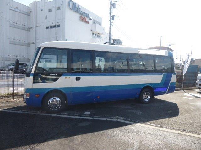 中古バス:三菱PDG-BE64DGの画像-1