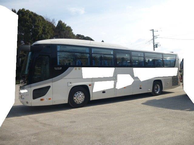 中古バス:日野QRG-RU1ASCA 改の画像-1