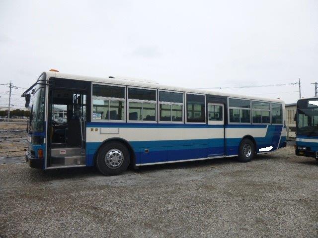 中古バス:三菱KL-MP33JPの画像-1