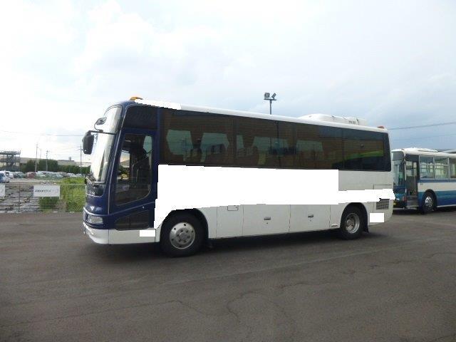 中古バス:三菱KK-MJ26HF改の画像-1